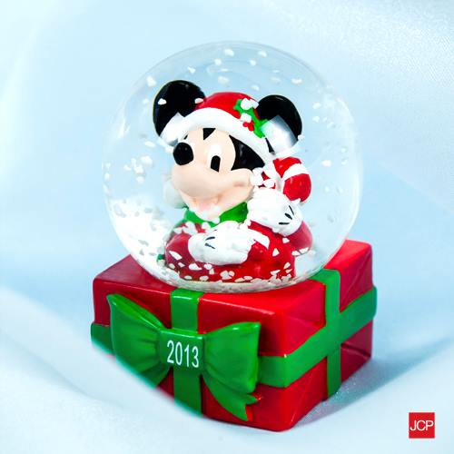JCPenney snow globe Black Friday